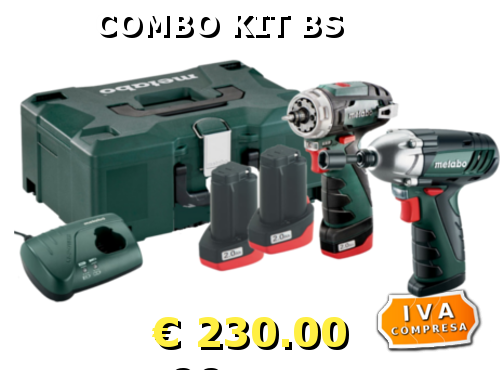 COMBO KIT BS1