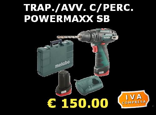 POWERMAXX-SB